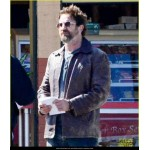 Gerard Butler Den of Thieves Brown Jacket | Famous Leather Jacket