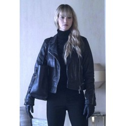 Red Sparrow Jennifer Lawrence Dominika Egorova Jacket | Famous Jackets