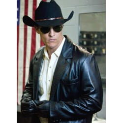 Killer Joe Matthew McConaughey  Jacket | Black Leather Jacket