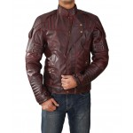 Guardians of the Galaxy 2 Peter Quill Star Lord Chris Pratt Slim Fit Jacket | Men's Leather Jacket