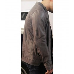 The Good Wife Blake Calamar Jacket | Mens Leather Jacket