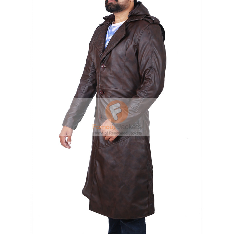 Assassin's creed long jacket
