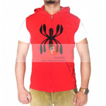 Spiderman Homecoming Inspired Hoodie | Spiderman Amazing Logo Hoodie