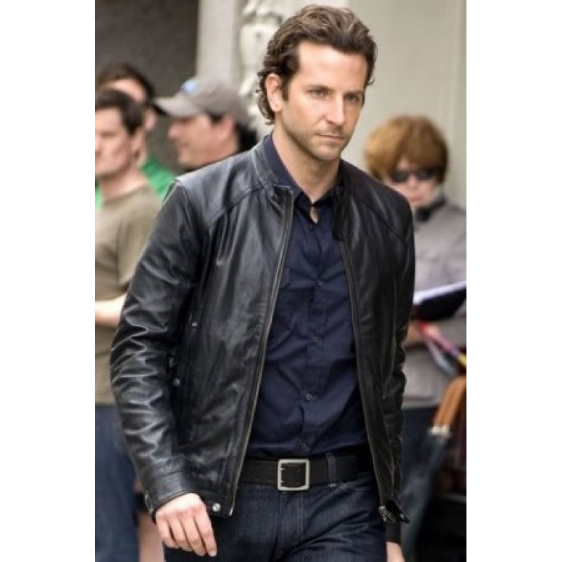 1652220af Buy limitless Bradley Cooper Eddie Morra Black Jacket Sale