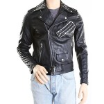 """All around the World"" Justin Bieber Black Jacket 