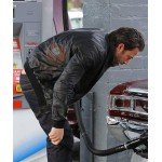 The Accountant Ben Affleck Black Leather Jacket For Mens | Mens Leather Jackets UK Sale