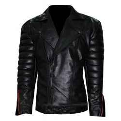 Blue Valentine Ryan Gosling Leather Jacket | Black Leather Jacket Mens