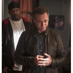 Chicago P.D. Jason Beghe (Sergeant Hank Voight) Leather Jackets for Men | Mens Leather jackets