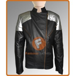 Dade Murphy (Jonny Lee Miller) Hacker jacket| Black Leather Jackets Mens
