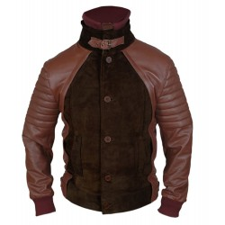 Daniel Radcliffe Horns Brown Jackets | Movie Leather Jackets