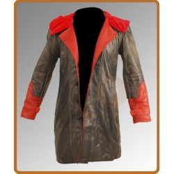 DEVIL MAY CRY 4 DANTE JACKET COSTUME | Movie Leather Costume