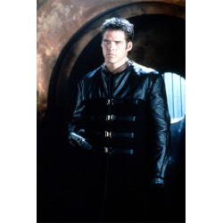 Farscape John Crichton (Ben Browder) Trench Coat | Trench Leather Coat For Sale