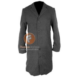 Fast and Furious 7 Jason Statham Wool Coat | Men's Wool Coat For Sale