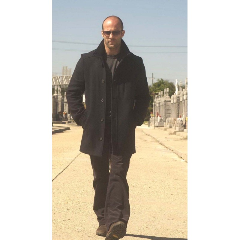 3ab5413c799 Buy Fast and Furious 7 Jason Statham Wool Coat-