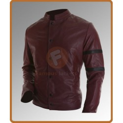 Fast and the Furious Vin Diesel Jacket | Leather Jacket For Men's