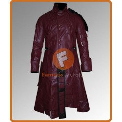 Guardians Of The Galaxy Chris Pratt Coat | Leather Coat Sale