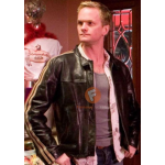 Harold And Kumar Neil Patrick Jacket | Leather Jacket For Men's