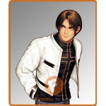 Kyo Kusanagi King Of Fighter White Jacket | Men's Jacket For Sale