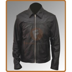 Layer Cake Daniel Craig Black Jacket | Daniel Craig Leather Jacket Uk