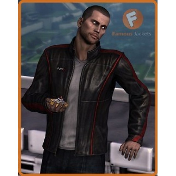 Mass Effect 3 Commander Shepard Jacket | Video Games jackets
