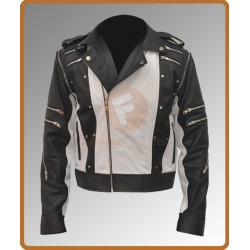 Michael Jackson Black Pepsi Leather Jacket | Mens Leather Jacket