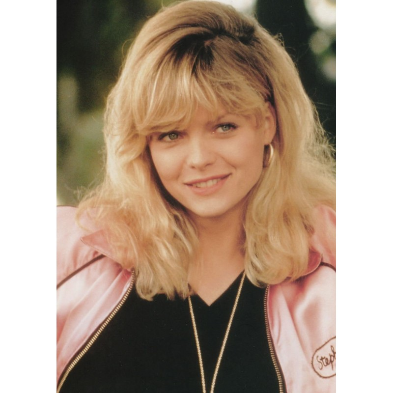 Buy Grease 2 Pink Ladies Michelle Pfeiffer Satin ...