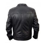 Need For Speed Aaron Paul Leather Jacket | Cowhide Motorcycle Leather Jacket
