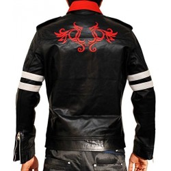 Prototype 2 Alex Mercer Genuine Gaming Leather Jacket | Men's Leather Jacket