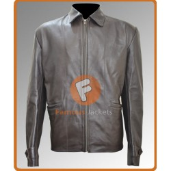 Skyfall James Bond (Daniel Craig) Brown Leather Jacket | Men's Leather Jacket