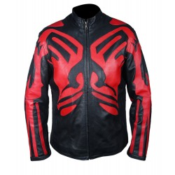 Star Wars Celebration Darth Maul Jacket | Mens Leather Jacket