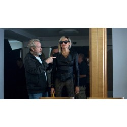 The Counselor Cameron Diaz (Malkina) Black Jacket | Women Leather Jacket