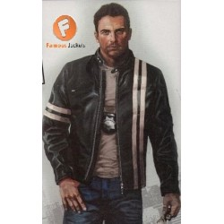 The Driver San Francisco Cosplay Gaming Leather Jacket | Leather Jacket Men