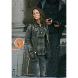 Thor Dark World Natalie Portman  Jacket | Women Leather Jacket