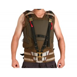 Tom Hardy Dark Knight Rises Bane Vest |Bane (Tom Hardy) Vest